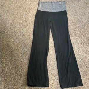 Foldable Band Yoga Pants